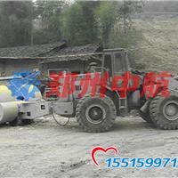 供应三边形冲击压路机郑州中航型号大全