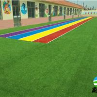 安全环保色泽鲜艳加密加厚脚感舒适人造草坪