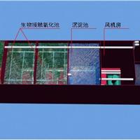山东潍坊屠宰一体化地埋式污水处理设备价格