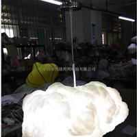 供应LED云朵灯吊灯具