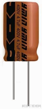 插件电解电容,led电源模块用大功率电容器
