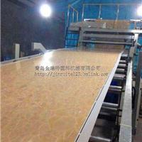 供应PVC仿大理石墙面高光板生产线