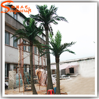 厂家直销仿真椰子树 玻璃钢椰子树