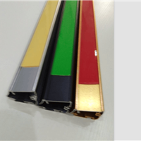 供应超薄灯箱铝型材