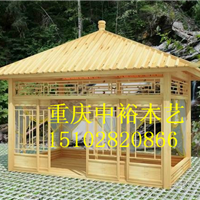 重庆厂家制作实木售货车重庆移动售货亭