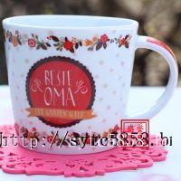 供应咖啡厅个性化创意咖啡杯 咖啡杯批发