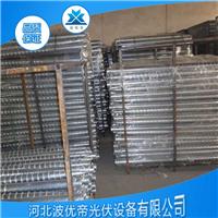 供应预埋桩基 热镀锌产品 螺旋地桩 钢桩