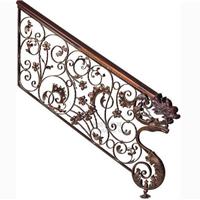 供应铁艺楼梯扶手栏杆