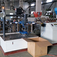 吹塑机模塑料吹瓶机上海岳合专业生产吹瓶机