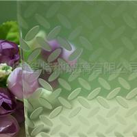 特种玻璃超市地板玻璃透光防滑玻璃花纹玻璃