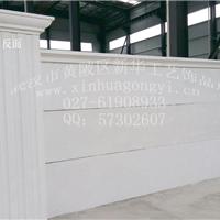 供应混凝土预制围墙模具 欧式拼装预制围墙