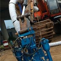 供应各系列挖掘机抽沙泵_耐磨泥砂泵