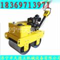 双钢轮小型压路机 手扶式振动压路机