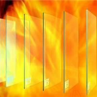 供应5-19mm单片非隔热型防火玻璃