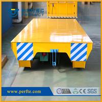 供应压力机输送搬运工具 60T大型电动平板车
