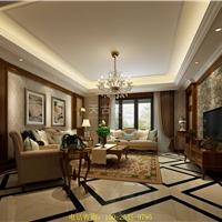 渝北�h湖园洋房装案例 欧式风格设计效果
