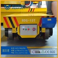 供应33吨电控无轨道车/线圈搬运开发与应用