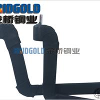 紫铜箔软连接价格 弧形铜箔软连接