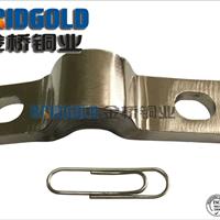弧形铜箔软连接 变压器铜箔软连接