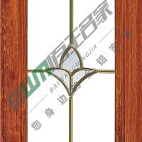 供应铝合金橱柜门型材瓷砖橱柜型材金边门