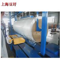 无纺布缠绕包装机厂家 定制无纺布打包机