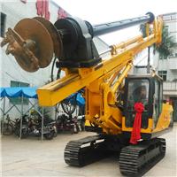 供应小型旋挖机  旋挖机型号