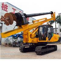 供应广东桩工小型旋挖钻机生产厂家