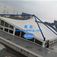 深圳污水池加盖膜|污水池反吊膜结构|找奥宏
