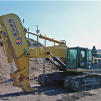 建华牌jh008挖掘机岩石臂-挖掘机鹰嘴臂