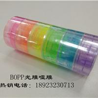 BOPP水晶标签膜 【质优价廉 供货及时】