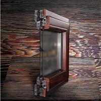 青岛艺浩意式木铝复合门窗加工
