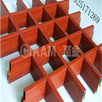 新疆 铝格栅吊顶生产优质格栅厂家