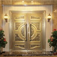 供应铜质别墅定制进户门