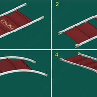 供应电动折叠式天棚帘
