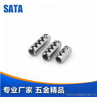 供应不锈钢带齿弹性圆柱销普通型日本进口