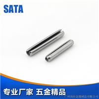 供应日本进口不锈钢无齿弹性圆柱销普通型
