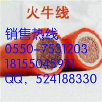 供应橙色火牛线RVV50mm2 电焊线