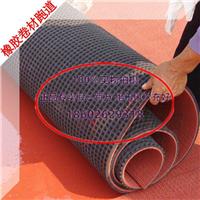 供应天津学校体育场预制型卷材塑胶跑道施工