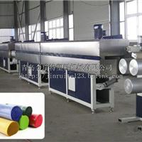 供应PET/PP拉丝生产线 打包带拉丝机组