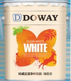 杜威净味立洁皓白墙面漆