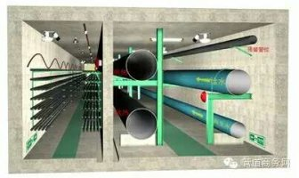 供应地下综合管廊支架吊架