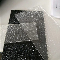供应透明塑料pc耐力板4mm连云港迪瑞板业