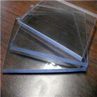供应蓝色pc耐力板5mm,环保车棚塑料透明板