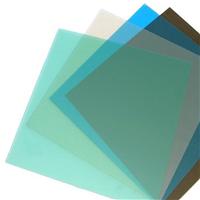 供应电动车挡风玻璃透明塑料pc阳光耐力板
