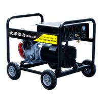 300A发电电焊机,中频汽油发电电焊机
