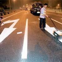 重庆热熔型划线 冷涂划线 重庆车库划线单位