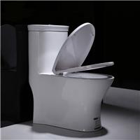 供应丹臣卫浴连体优质坐便器马桶批发