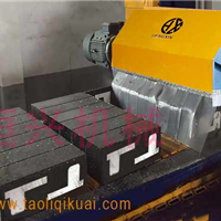 EPS夹心复合陶粒自保温砌块切割生产线设备