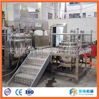 乳化机组 膏霜精细化工真空混合设备 高剪切