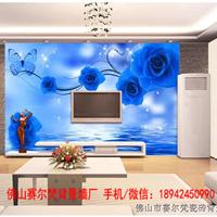 佛山赛尔梵背景墙厂推出3d立体背景墙